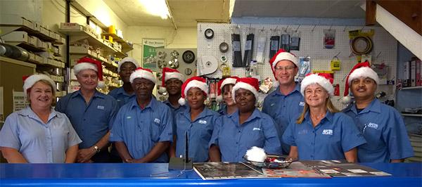 Afcon Industrial Equipment - agencies