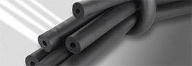 Gulf O Flex rubber insulation