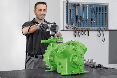 Afcon Bitzer Green Point Compressors