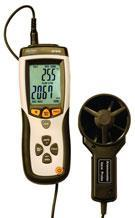MT948 Thermo-Anemometer, Separate Vane Major Tech