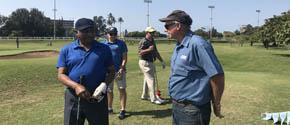 Afcon and Concorde Refrigeration SAIRAC Golf Day
