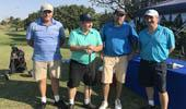 Afcon & Airconditioning Projects - Dave Cooper, Leigh Waller, Mark Cox SAIRAC Golf Day