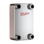 SWEP B35Hx12 BRAZED PLATE HEAT EXCHANGER