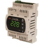 CAREL TEMP. CONTR. 24V 2DO/ D/MNT INPUT