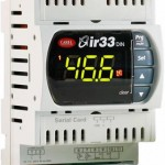 CAREL 4 RELAY DIN 230V 2 DI/4DO/IN VOLT