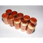 COPPER COUPLING 3/8 (100)