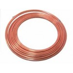 SOFT DRAWN COPPER TUBING 1/2  (12.7mm) (5)