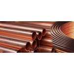 HARD DRAWN COPPER TUBING 1 5/8 (41.28mm) - R410 GRADE