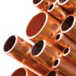 HARD DRAWN COPPER TUBING 2 5/8 (66.68mm) (2)