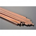 94/6 COPPER RODS / EACH 2mm BRAZING (60)