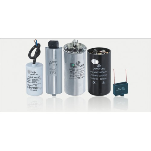 Afcon Industrial Equipment CAPACITOR 5 FARAD RUN